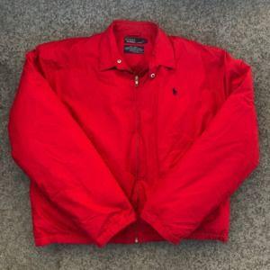 Polo Ralph Lauren 1990's Down Bubble Jacket